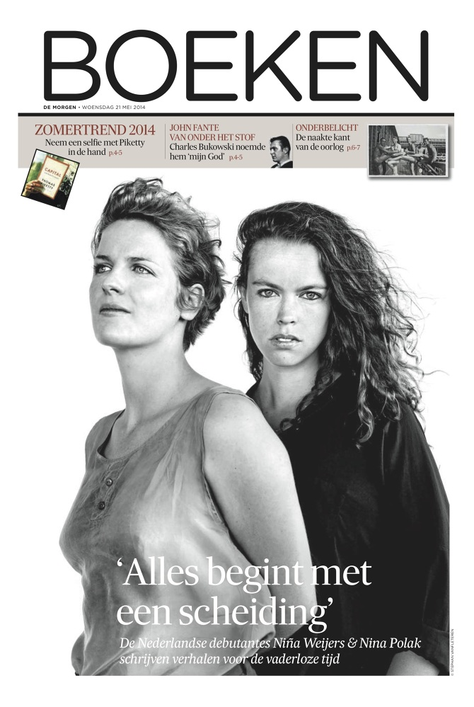 dubbelinterview in de morgen